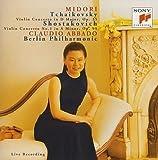チャイコフスキー:Vn協奏曲&ショスタコーヴィチVn協奏曲:第1番の商品写真