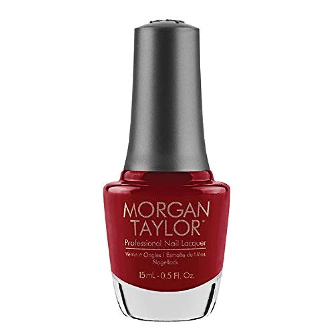 Morgan Taylor Nail Lacquer - All Tango-d Up - 15 ml/0.5 oz