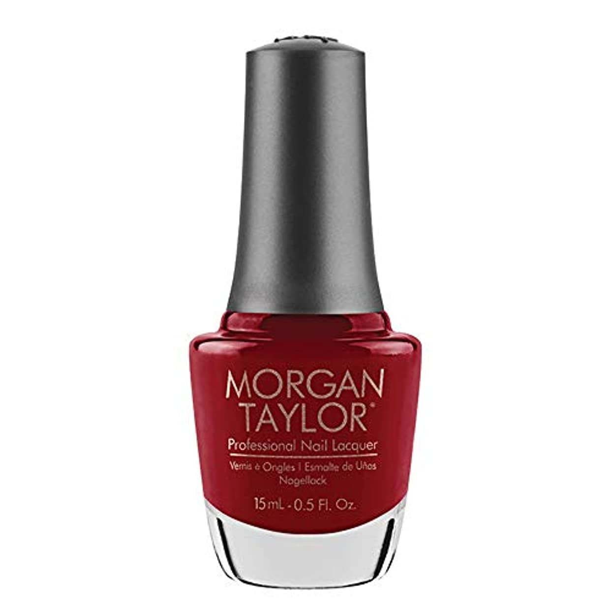 童謡前述の緑Morgan Taylor Nail Lacquer - All Tango-d Up - 15 ml/0.5 oz