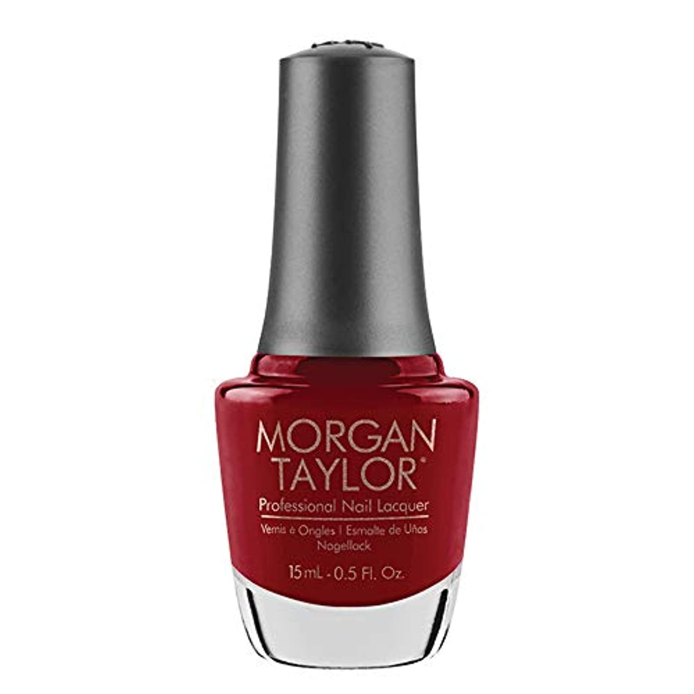 嵐形状教えてMorgan Taylor Nail Lacquer - All Tango-d Up - 15 ml/0.5 oz