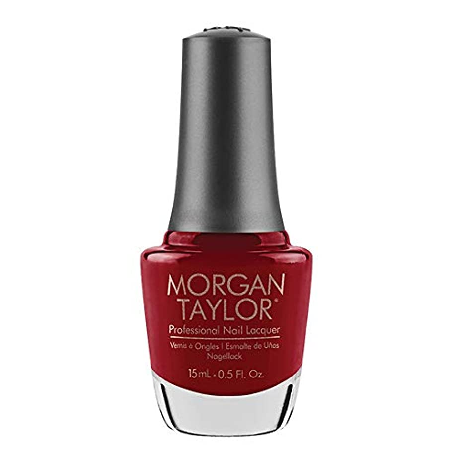 不満クリスチャン含意Morgan Taylor Nail Lacquer - All Tango-d Up - 15 ml/0.5 oz