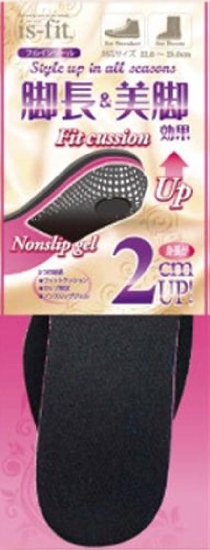 許可チューインガムアークis-fit(イズフィット) スタイルアップオールシーズン フルタイプ 2cm 女性用