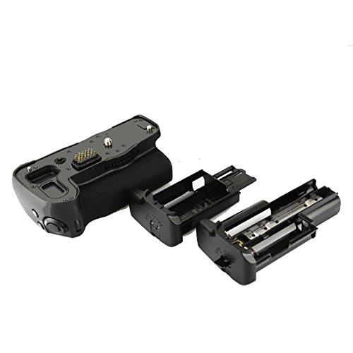 [WELLSKY] ペンタックス Pentax D-BG5 バッテリーグリップ互換品 D-Li90P / K-3 / K-3 Ⅱ