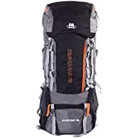 Mooedcoe 95L Internal Frame Mountaineering Backpack for Men Outdoor Hiking Camping Large Backpack