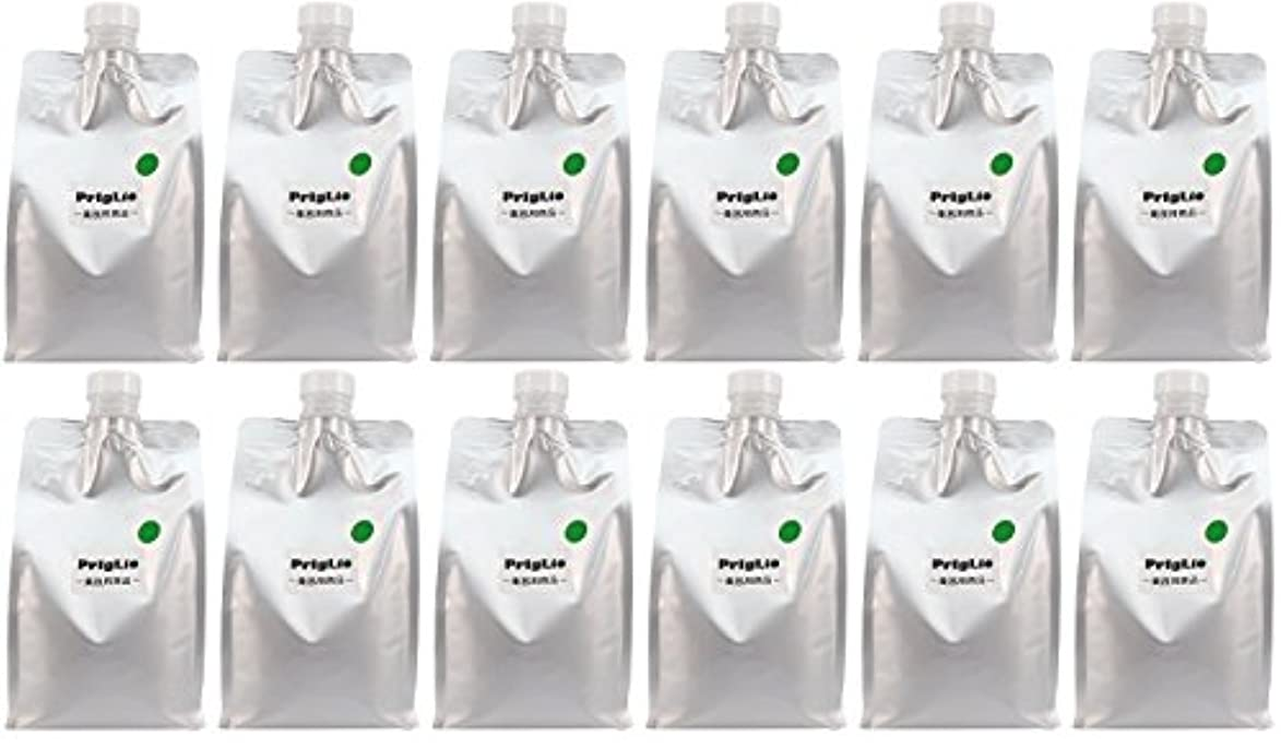 写真を描く金属オアシス【12個セット】BJC プリグリオ C ユーカリシャンプー 900ml