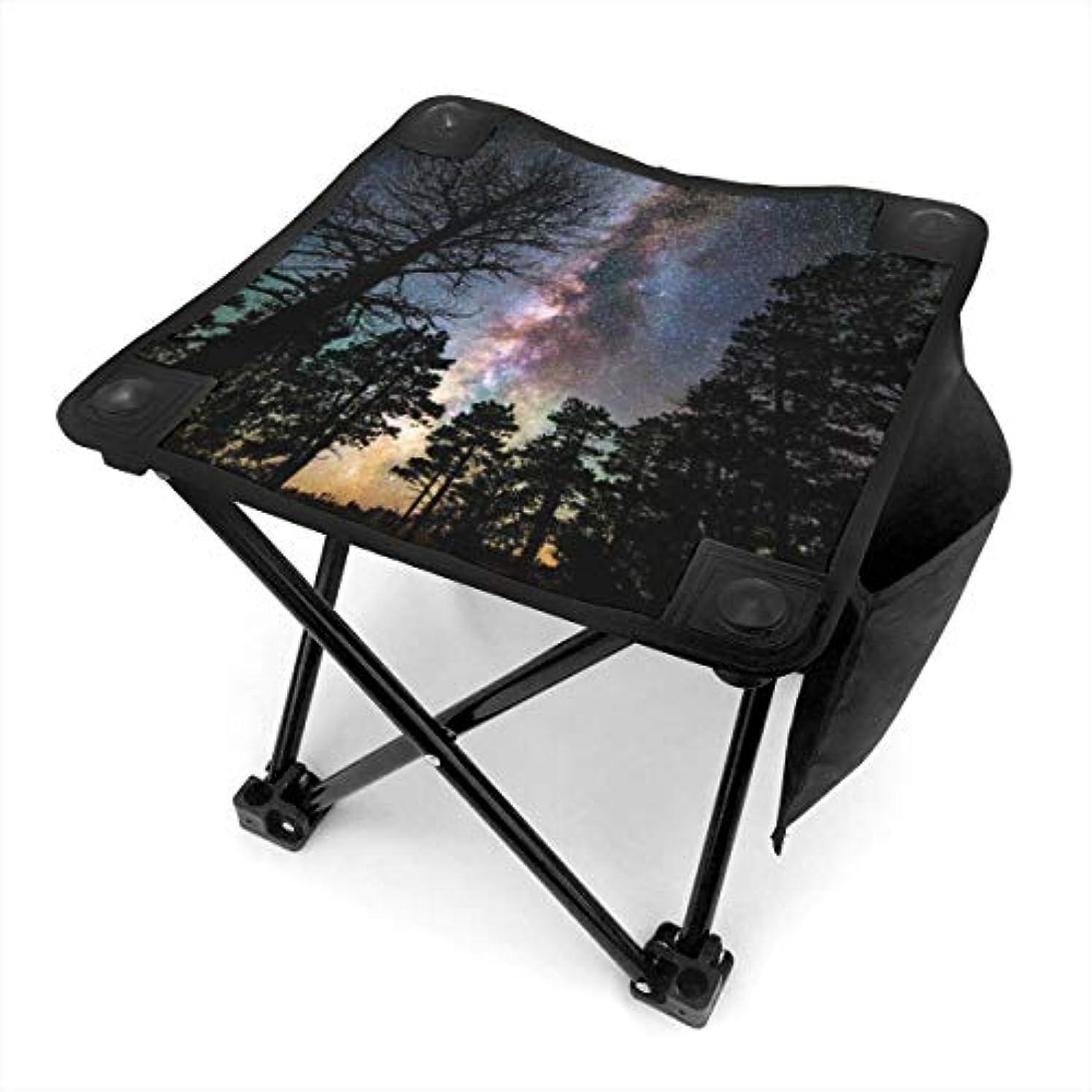 とらえどころのない興味大理石銀河 アウトドアチェア 折りたたみ椅子 コンパクトイス 軽量 耐荷重100kg 収納バック付き キャンプ バーベキュー 釣り 運動会 花見 キャンプ用品 チェアー 携帯用