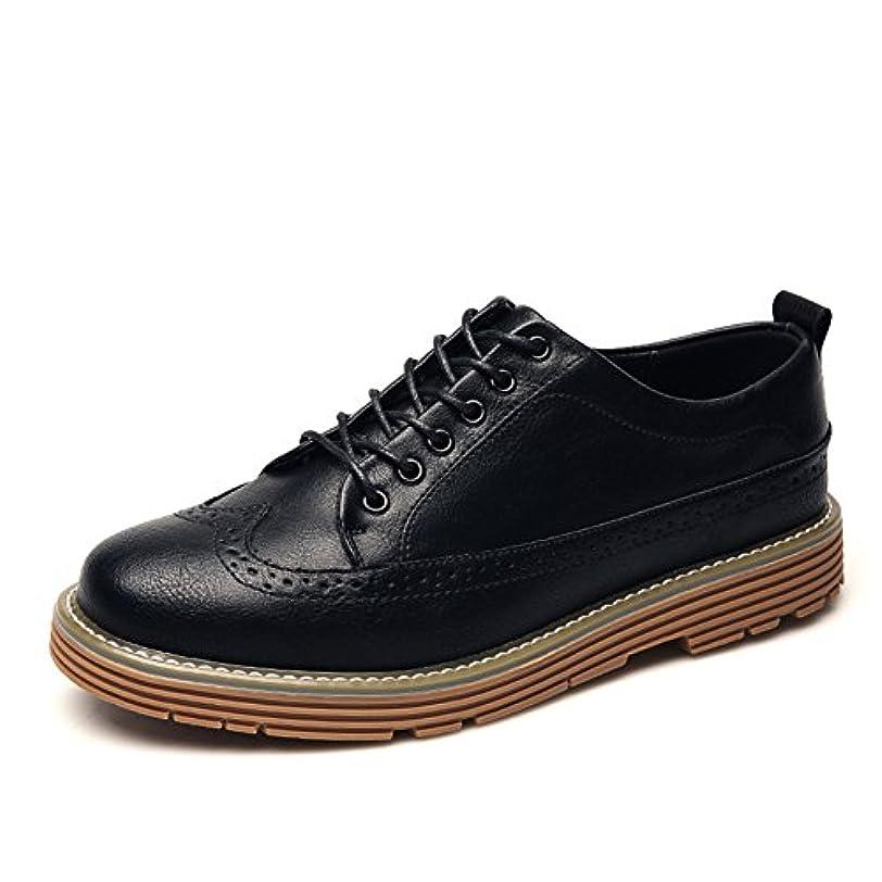 注入賃金踏みつけKsmxos ビジネスシューズ 革靴 ウイングチップ 紳士靴 結婚式 仕事 カジュアルシューズ 通勤 通学 スーツ 靴 抗菌 消臭 ブローグ 上質 3色