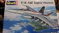 アメリカレベル 1/48 F/A-18E スーパーホーネット 05519 プラモデル