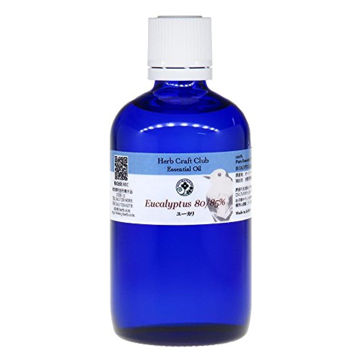 本合併症差し引くユーカリ105ml 100%天然エッセンシャルオイル ※徳用サイズ 卸価格