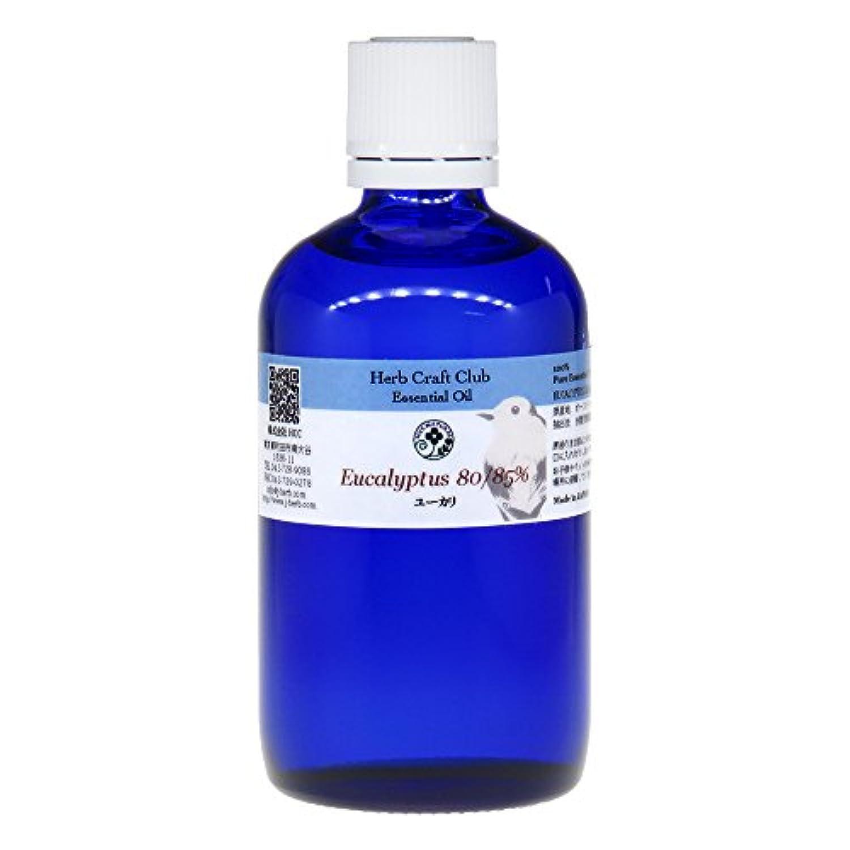 ユーカリ105ml 100%天然エッセンシャルオイル ※徳用サイズ 卸価格