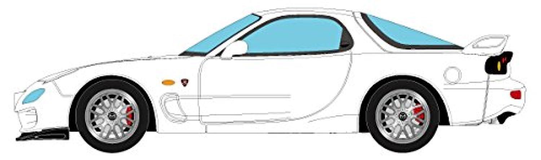 VISION 1/43 マツダ RX-7 FD3S スピリットR タイプA 2002 ピュアホワイト 完成品
