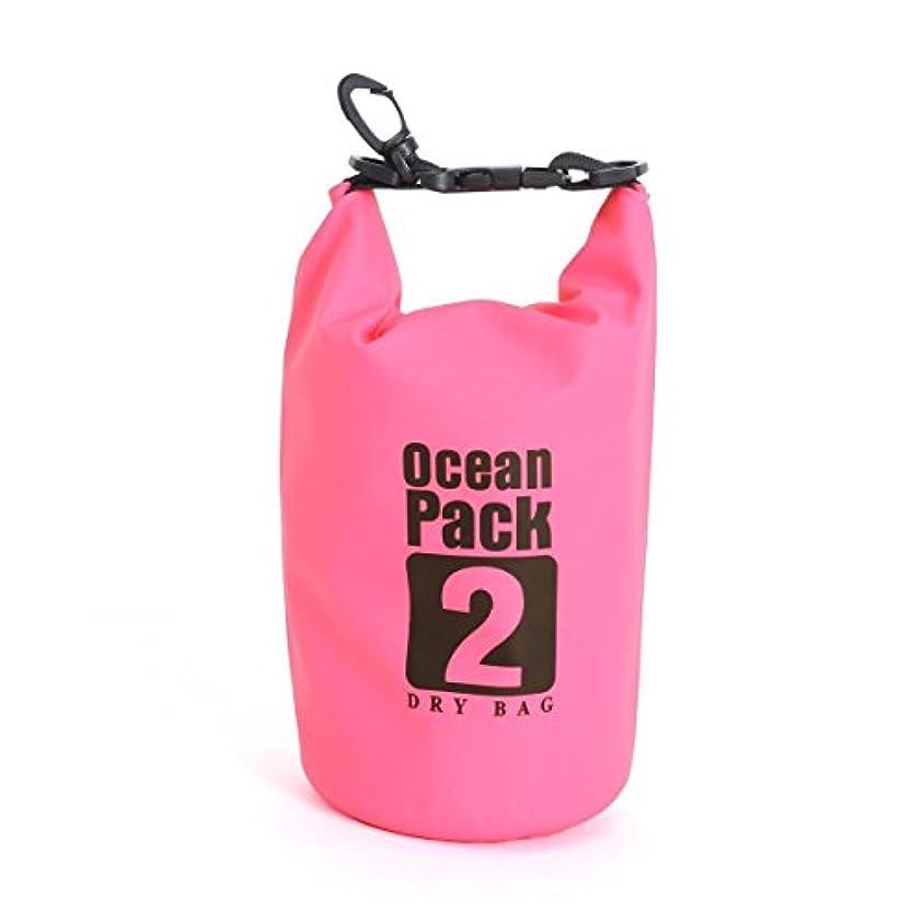 浸食ブッシュ加速度【4サイズ/5カラー】 防水バッグ ドライバッグ 大容量 バッグ プール 海 海水浴 アウトドア ショルダー 肩掛け スイミング 水着バッグ 雨 防水 PR-DRYBAG