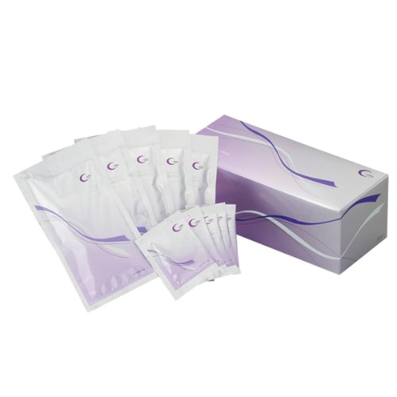 異なるに付ける過敏なグレースアイコ ジェルパック 各10包