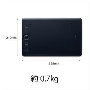 ワコム ペンタブレット Intuos Pro Medium 【新モデル】2017年1月モデル PTH-660/K0