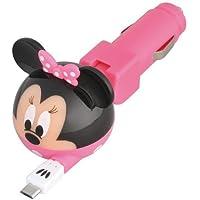 セイワ デジタルチャージャー microUSB ミニーマウス DY29
