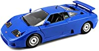 Bburago 1:24 Scale Bugatti EB 110 Diecast Vehicle (Colors May Vary) [並行輸入品]