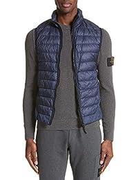 ストーンアイランド メンズ ジャケット・ブルゾン Stone Island Down Vest [並行輸入品]