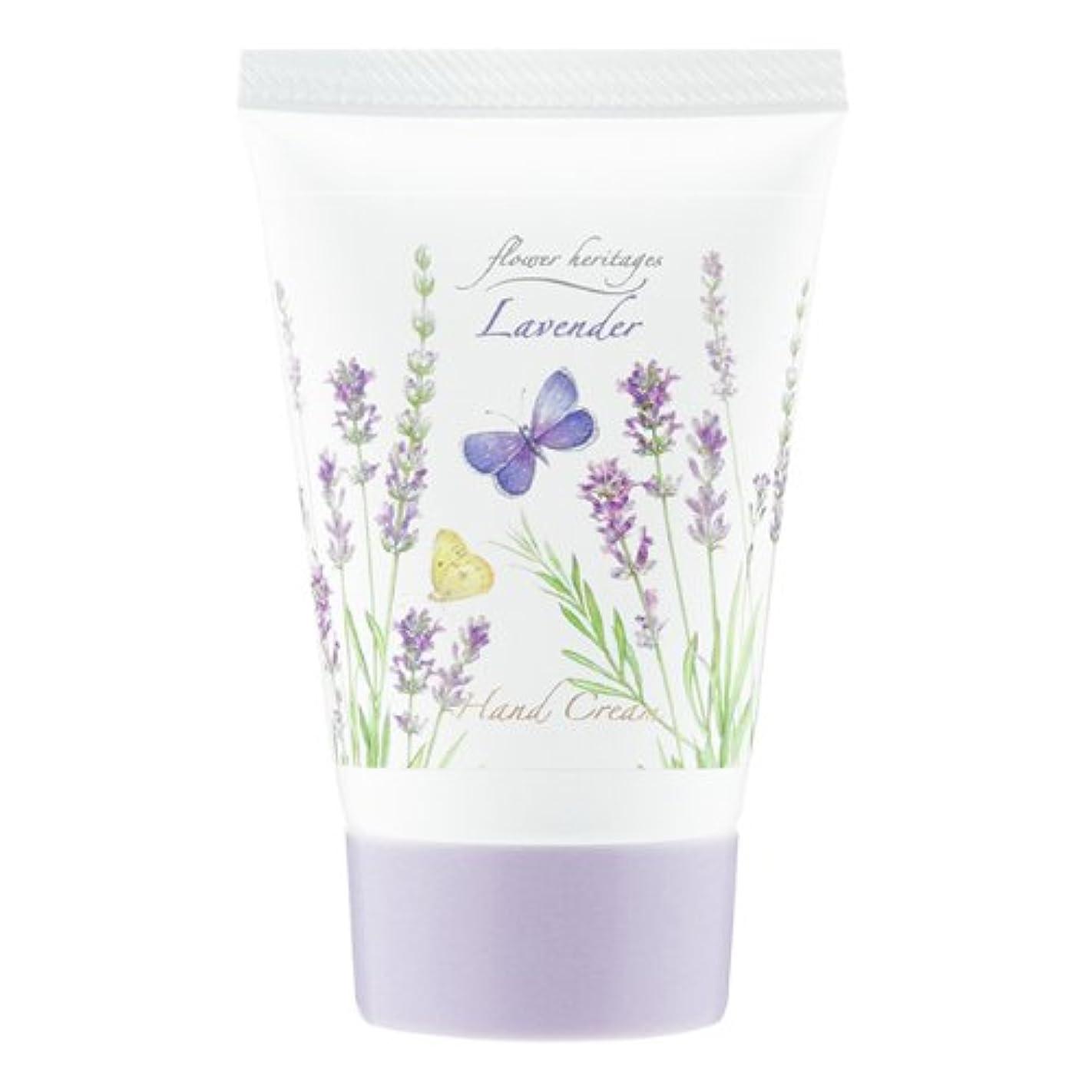ネイチャータッチ (Nature Touch) Flower Heritage ハンドクリーム40g/ラベンダー