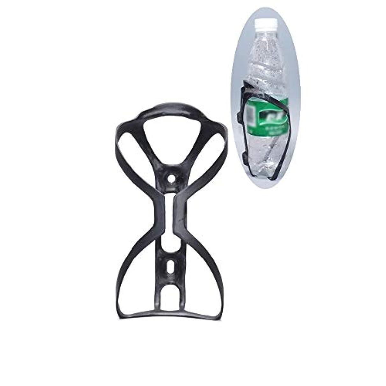 データムボウリング陪審自転車 ボトルケージ 68ミリメートルのやかんでAの直径のための自転車の水ボトルケージ自転車ボトルホルダー(ミネラルウォーターボトル) マウンテンバイク ロードバイク クロスバイク (Color : Black, Size : One size)