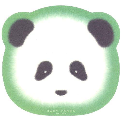 アーティミス マウスパッド ベビーパンダ グリーン BP-MOP GR