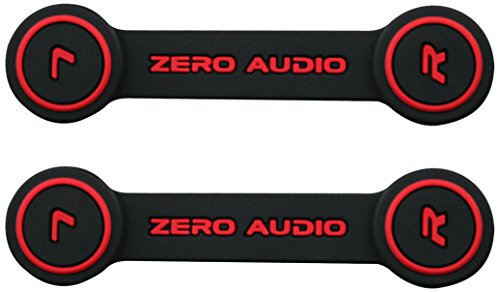 ZERO AUDIO ヘッドホンクリップ ブラック ZA-CL...