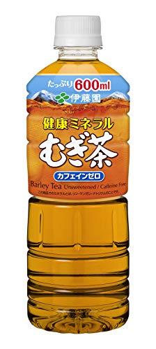 健康ミネラルむぎ茶 600ml ×24本