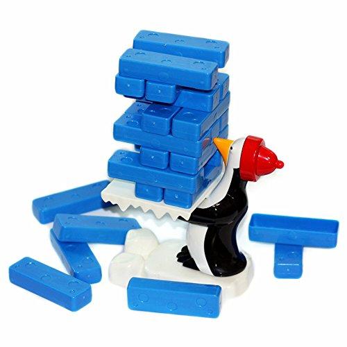 【 Alnair 】 PENGUIN PANIC バランスゲーム ジェんガ 風 おもちゃ ペンギン ボードゲーム 子供 大人 も 楽しめる 家族 ファミリーゲーム