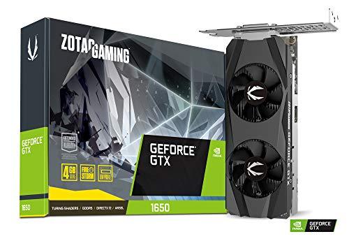 『ZOTAC ゾタック GAMING GeForce GTX 1650 LP グラフィックスボード VD7014 ZT-T16500H-10L』のトップ画像