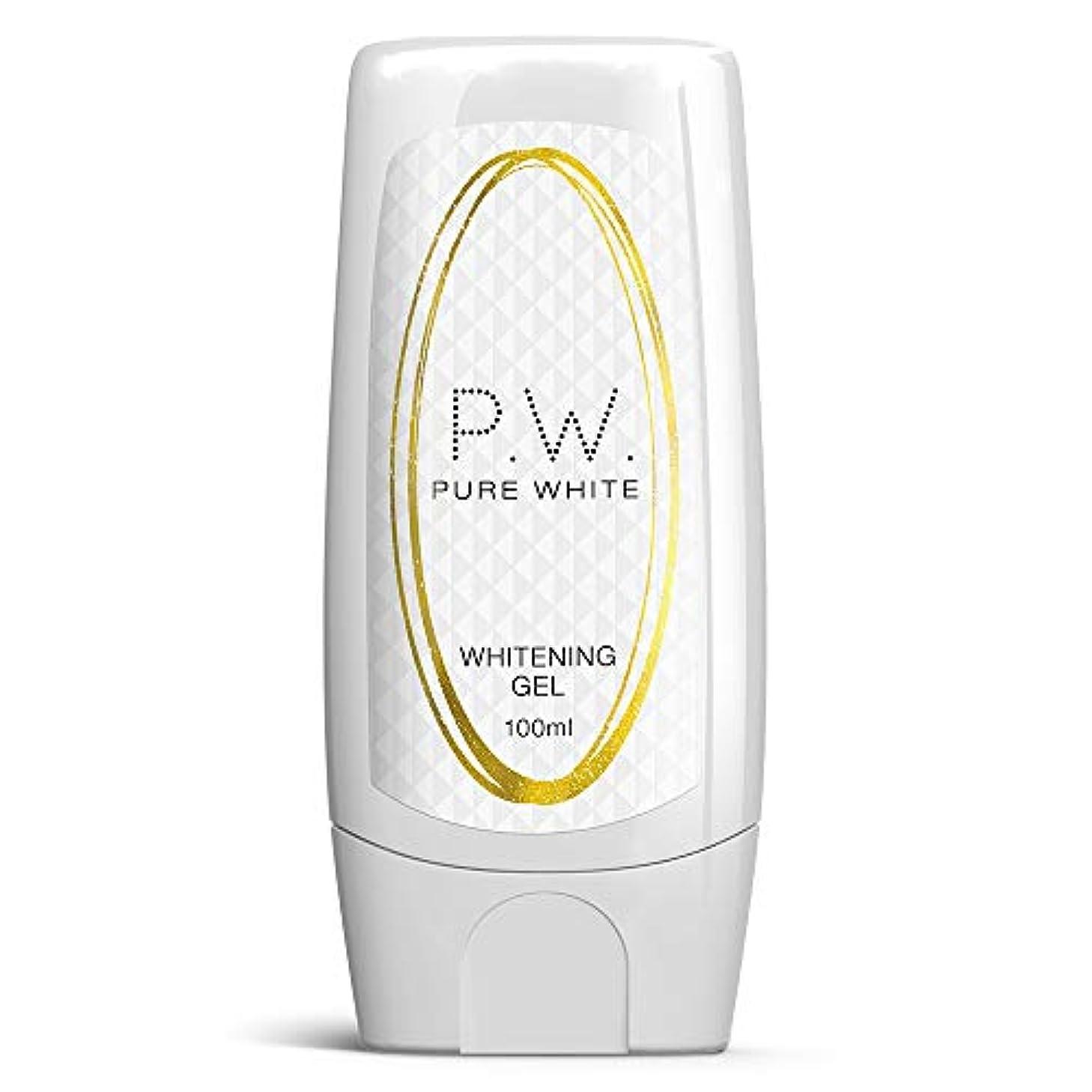 かき混ぜる化学進化Pure White Whitening Gel ピュアホワイトホワイトニングジェルの美白は、肝斑PATCHES MAXの強度を停止します Pyuahowaitohowaitoningujeru no bihaku wa...