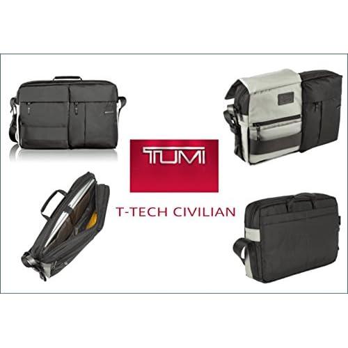 TUMI/トゥミ T-TECC CIVILIAN 「ジョナス」 イースト/ウェスト・ラップトップ・クロスボディ 4963 【USA 正規品】  【FS_708-9】KY