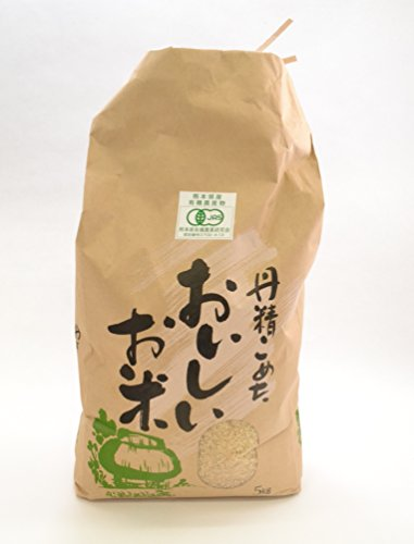 熊本県産 有機米(ヒノヒカリ)【有機JAS認定】 玄米 10kg