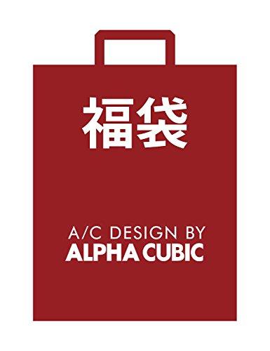 (エーシーデザインバイアルファキュービック)A/CDESIGNBYALPHACUBIC【福袋】A/CDESIGNBYALPHACUBIC4点セット3599913LグレーM