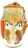 ティーズファクトリー レイヤー ペットボトルカバー チップ&デール H17×Φ8.5cm ディズニー プレシャスドリーム DN-5535289CD