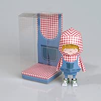 Boogie Hood The Paper Art Toy - DUNGAREE