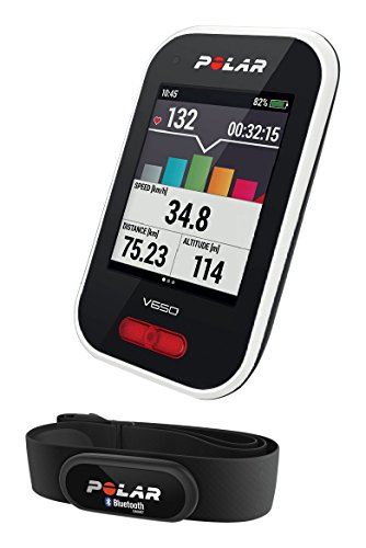 POLAR(ポラール) V650 HR (GPS内蔵・心拍センサー付)【日本語対応/日本正規品】 90050535