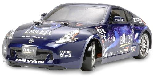 1/10 電動RCカーシリーズ No.474 RCC ENDLESS Z34 フェアレディZ (TT-01D TYPE-Eシャーシ) ドリフトスペック