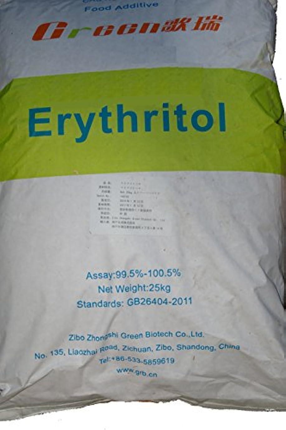 頻繁にうれしい非効率的なエリスリトール 25kg