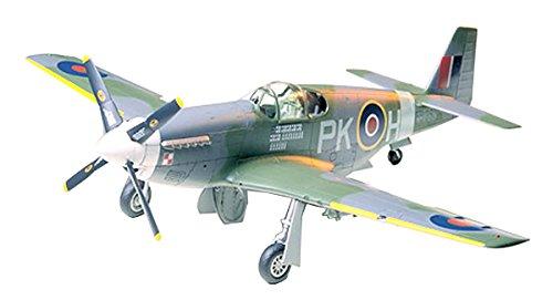 1/48 傑作機 No.47 ノースアメリカン RAF マスタングIII 61047