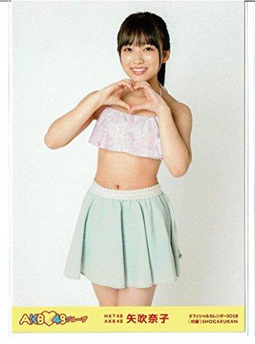 )矢吹奈子*AKB48グループ オフィシャルカレンダー201...