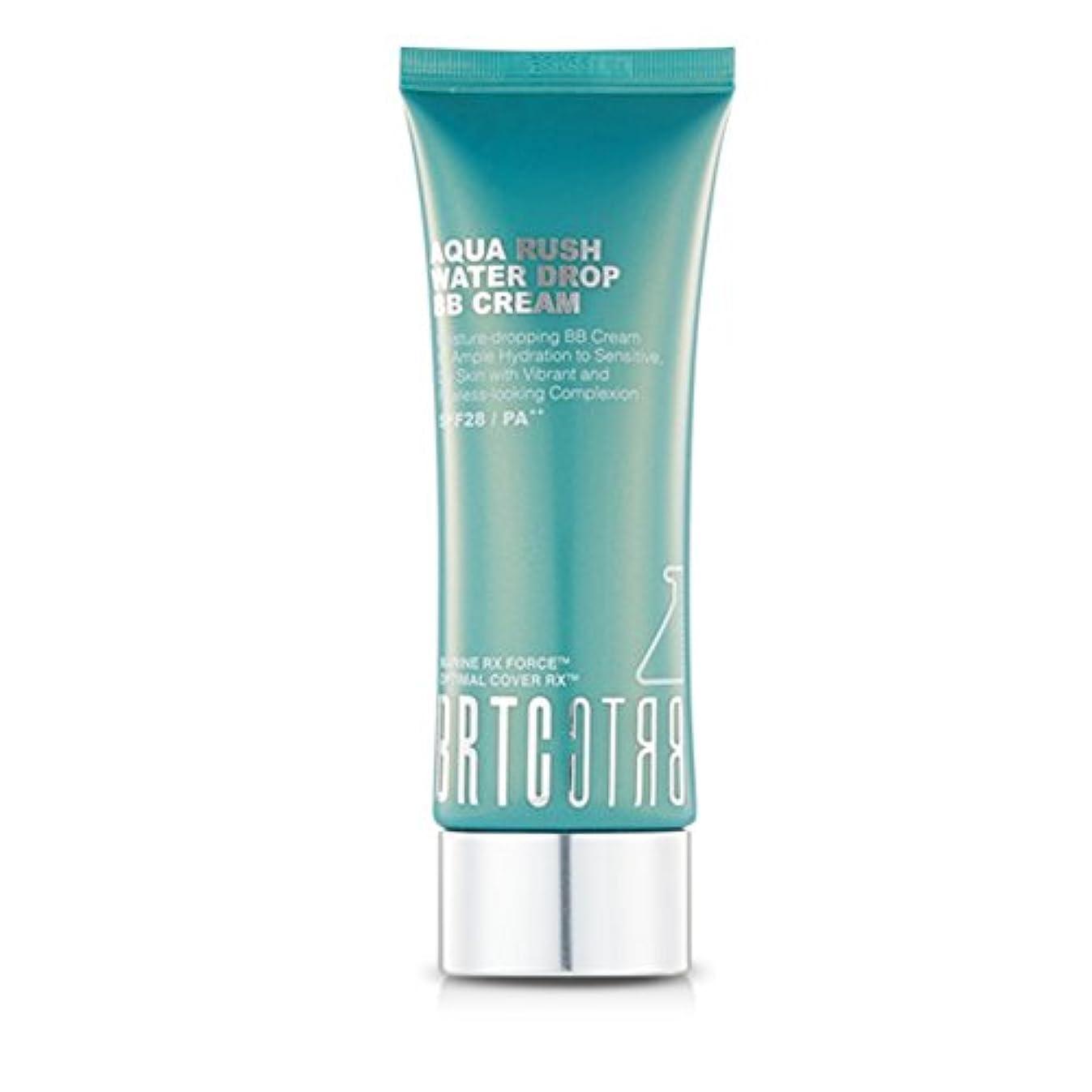 【BRTC/非アルティさん]韓国化粧品Aqua Rush Water Drop BB Cream/こすると水滴がソングルソングルミネラルBB/アクアラッシュウォータードロップBBクリーム60g(海外直送品)