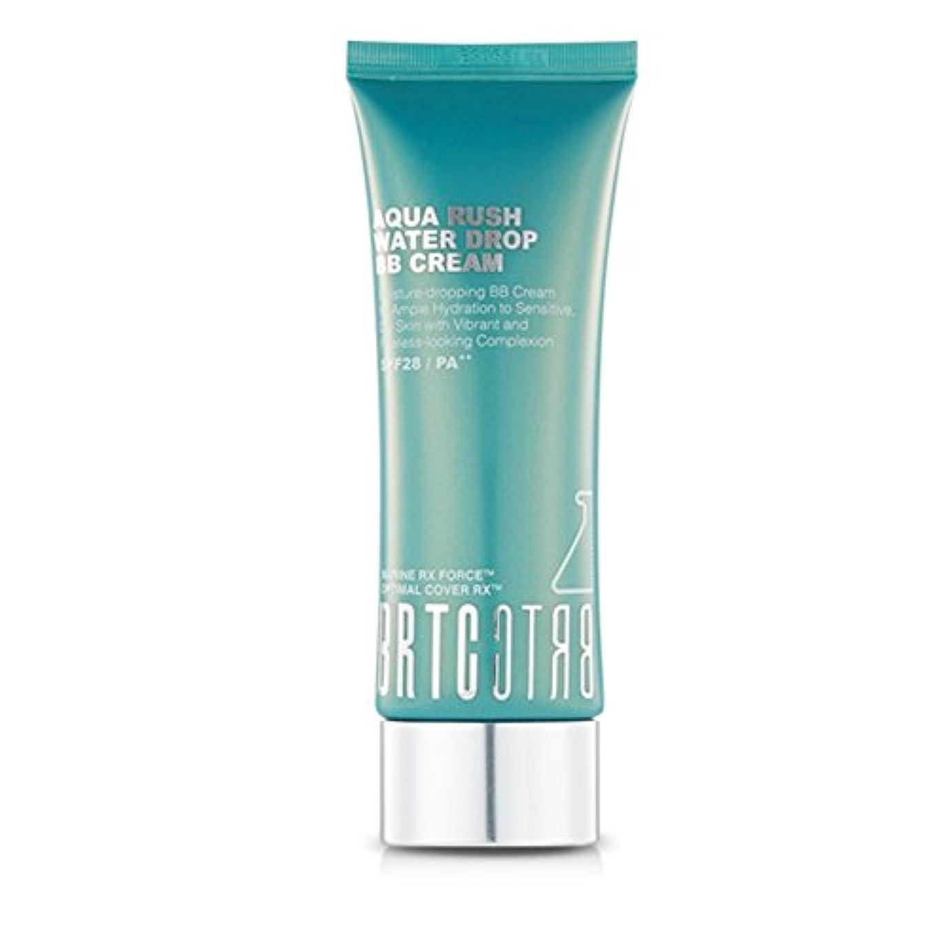 遮るたっぷり以上【BRTC/非アルティさん]韓国化粧品Aqua Rush Water Drop BB Cream/こすると水滴がソングルソングルミネラルBB/アクアラッシュウォータードロップBBクリーム60g(海外直送品)