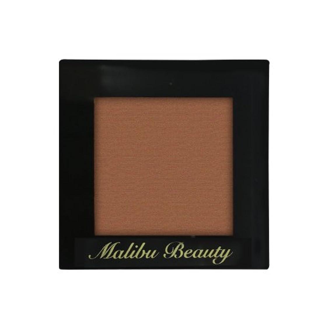 マリブビューティー シングルアイシャドウ ブラウンコレクション02 MBBR-02 テラコッタブラウン (1.6g)