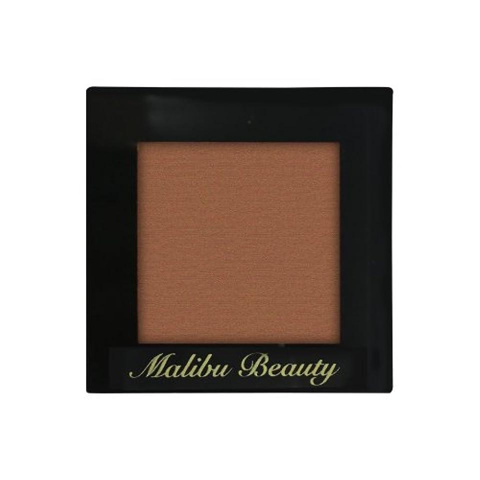 チャンスナチュラグラフィックマリブビューティー シングルアイシャドウ ブラウンコレクション02 MBBR-02 テラコッタブラウン (1.6g)