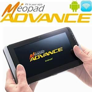 TAXAN MEOシリーズ MEOPAD ADVANCE 7V型 CPRM対応 アンドロイドタブレットMEO-T780A