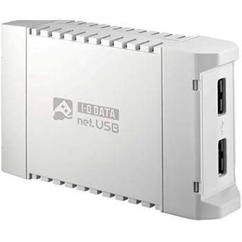 I-O DATA USB機器共有ネットワークアダプター「net.USB」 ETG-DS/US