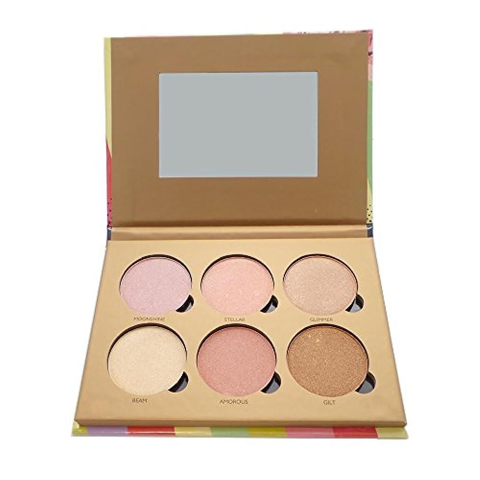 コンテンツ伝導キャプテンOKALAN Glowing Palette Shimmers Kit A (並行輸入品)