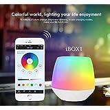 Creative Crafts 2.4G MiLight WiFi iBox スマートライト LED コントローラー iOS Android システム タイマー付き自動オン/オフ機能付き