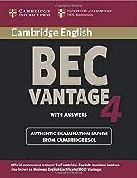 Cambridge Bec 4 Vantage (BEC Practice Tests)