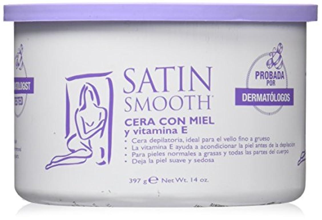 形状リブ豚ワックス脱毛ビタミンE配合蜂蜜 397g (並行輸入品)