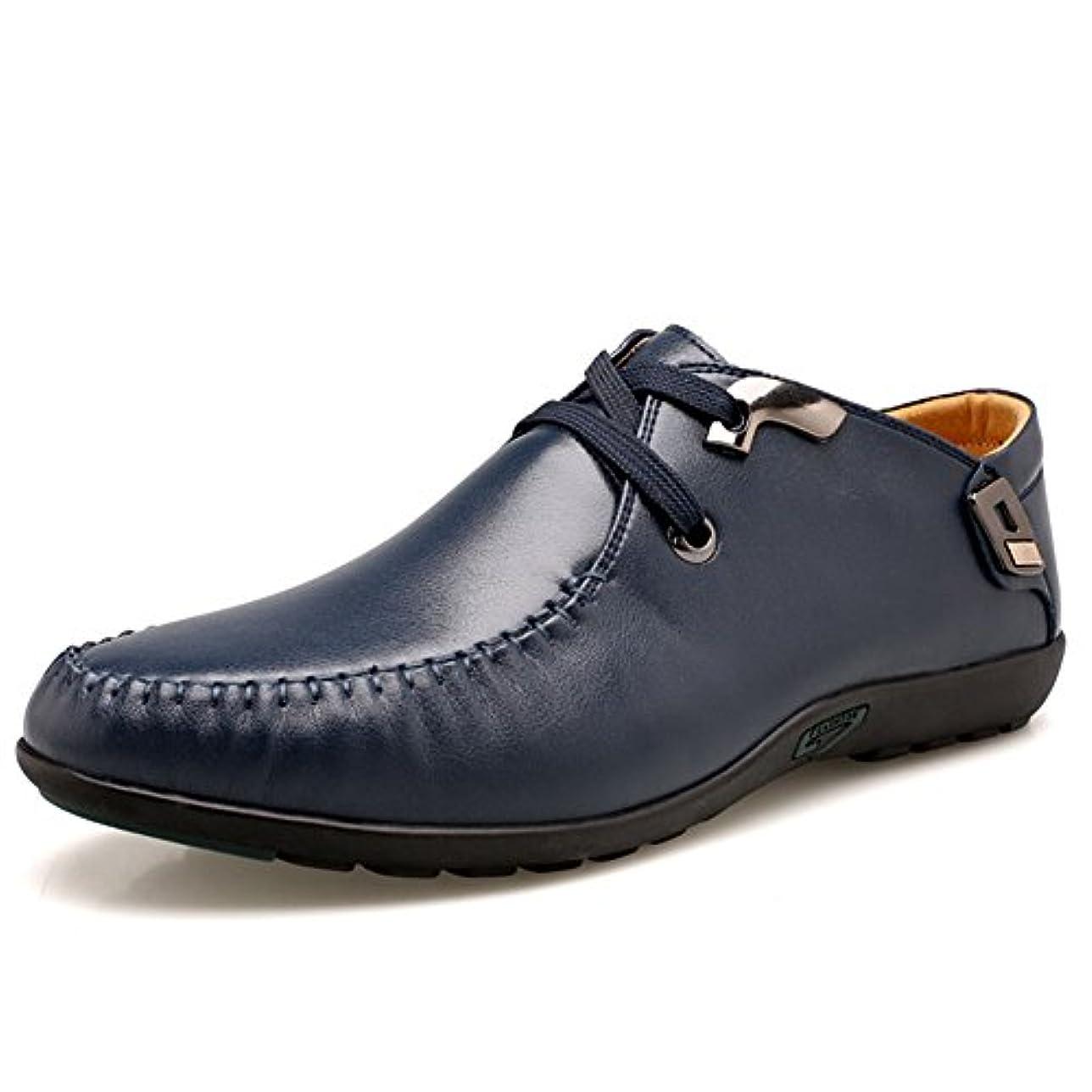 おもちゃみがきます冒険者[HONGJING] ドライビングシューズ メンズ カジュアル 紳士靴 ビジネスシューズ デッキシューズ スリッポン 歩きやすい オフィス 通勤 通気 出張 旅行 トラベル オシャレ